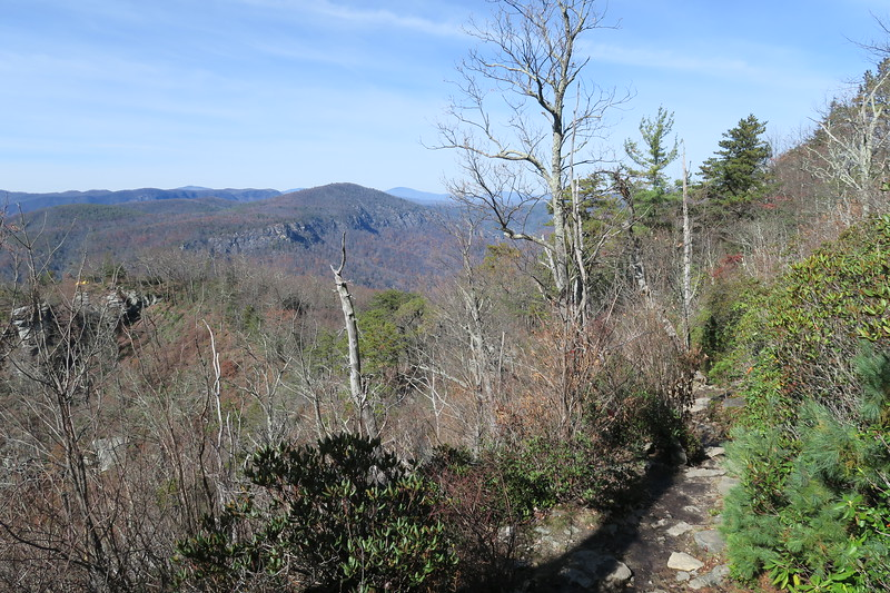 Mountains-to-Sea Trail -- 3,600