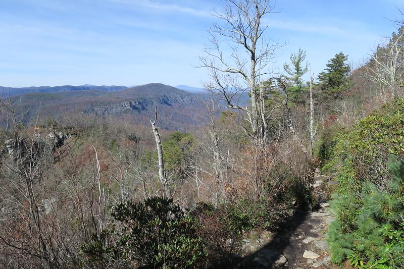 Mountains-to-Sea Trail -- 3,600