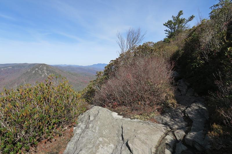 Table Rock Mountain Trail -- 3,900