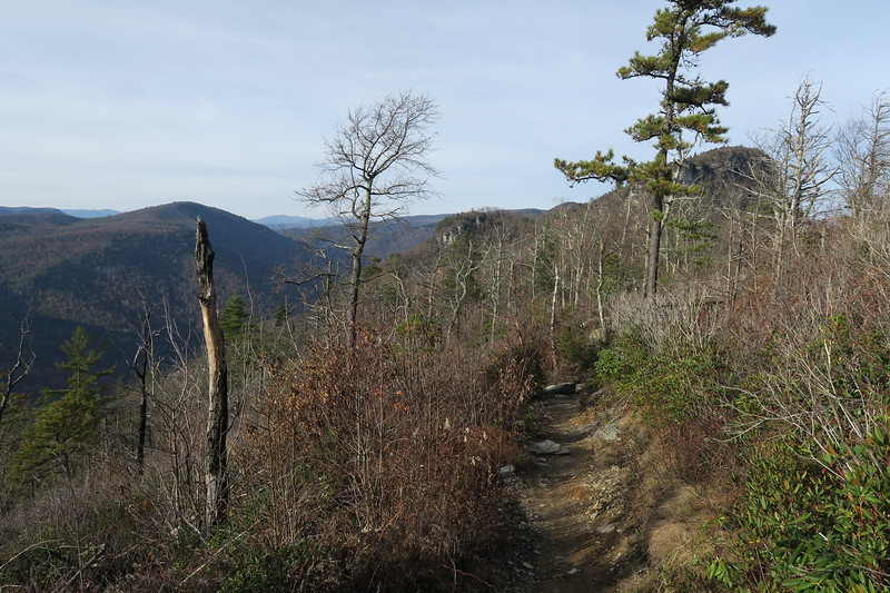 Mountains to Sea Trail -- 3,480