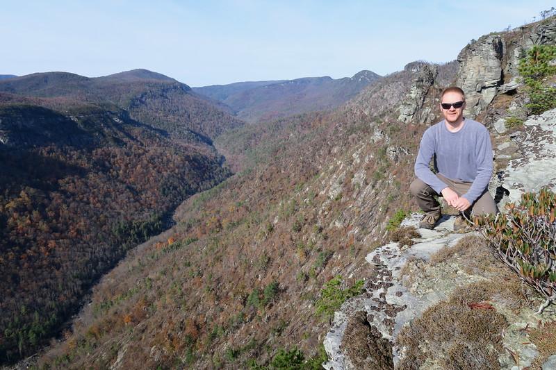 The North Carolina Wall -- 3,100