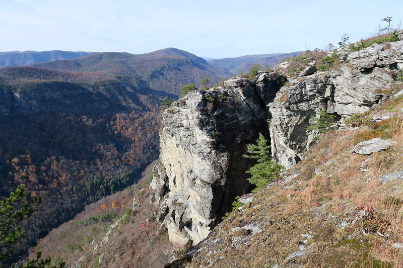 NC Wall Path -- 3,350