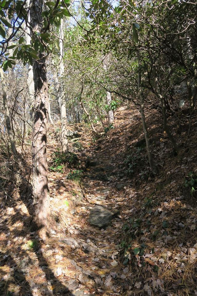 Devil's Cellar Spur -- 3,750