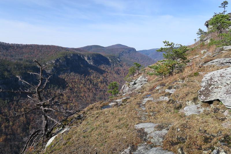 NC Wall Path -- 2,850