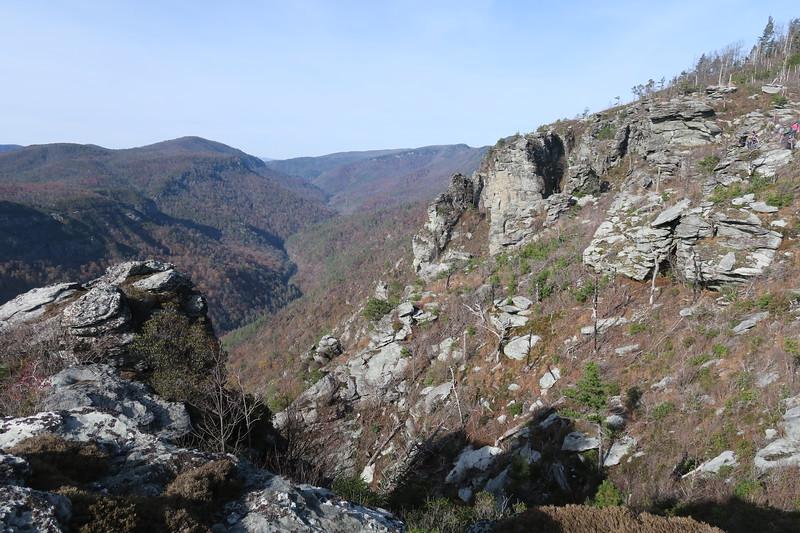The North Carolina Wall -- 3,250
