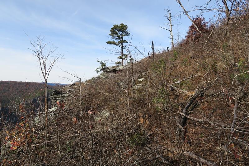 NC Wall Path -- 2,800