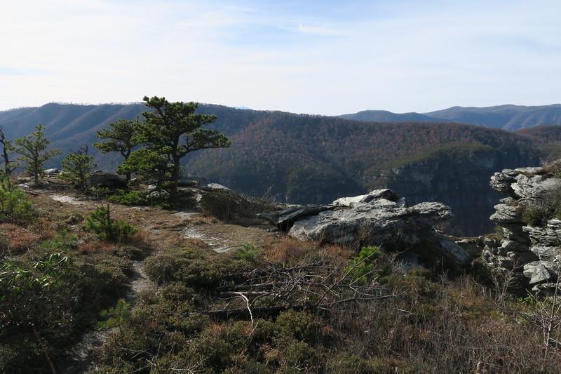 NC Wall Path -- 3,320