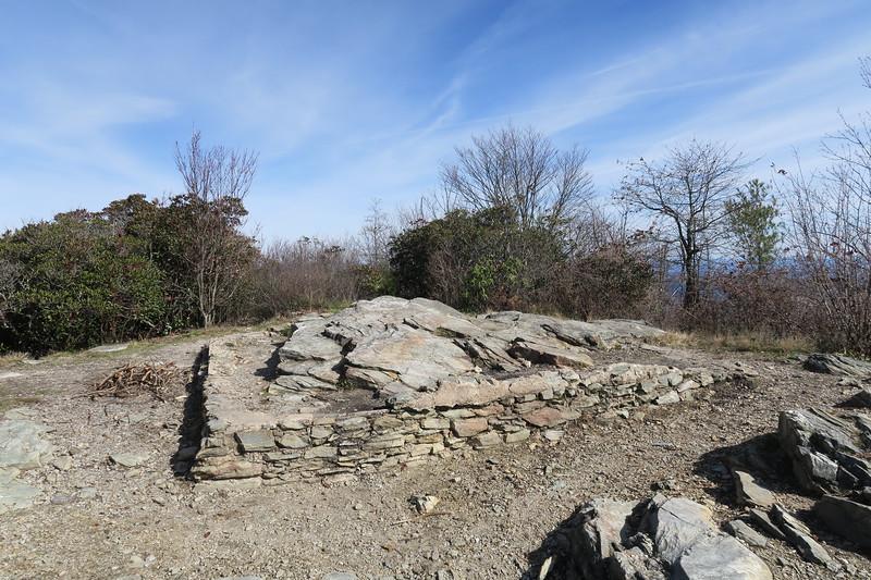 Table Rock Mountain -- 4,100'