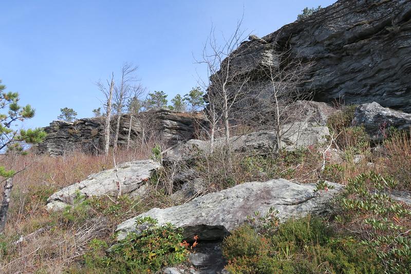 NC Wall Path -- 3,120