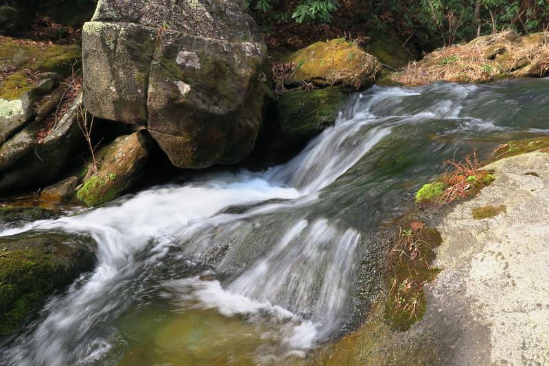 Gragg Prong Cascade