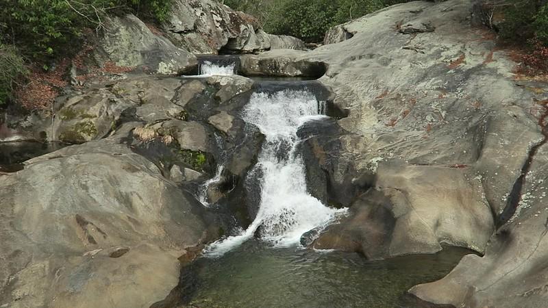 Gragg Prong Falls