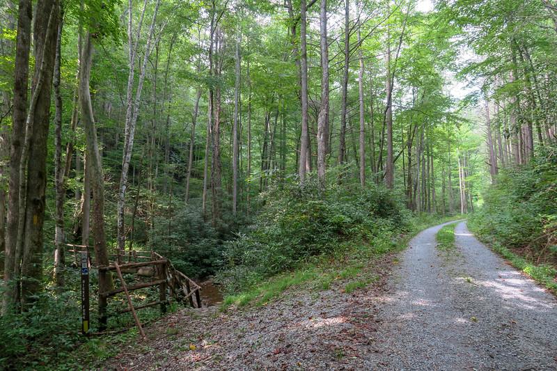 Hickey Fork Trailhead