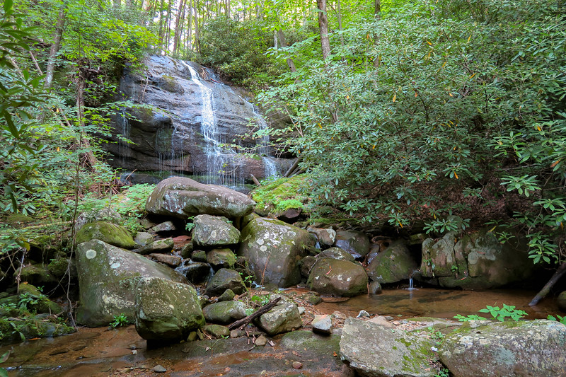 West Prong Hickey Fork Falls