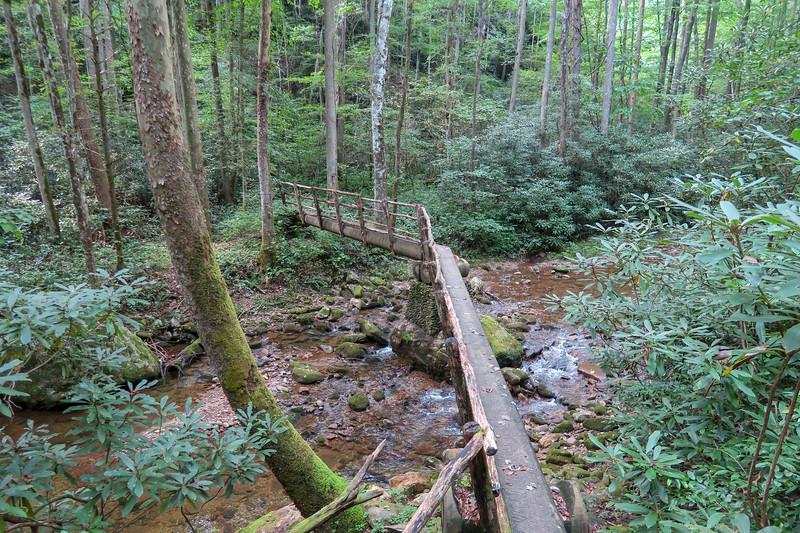 Hickey Fork Trail