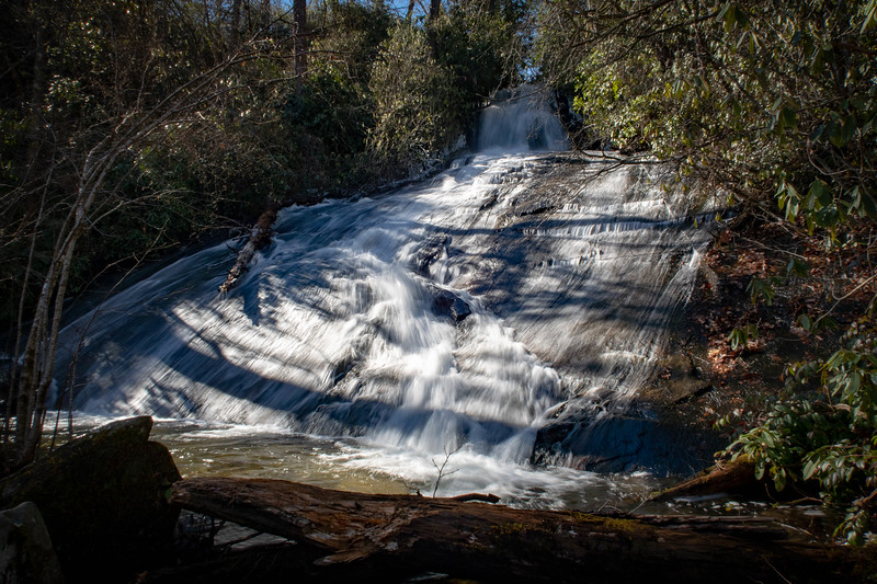 Long Branch Falls -- 2,700'