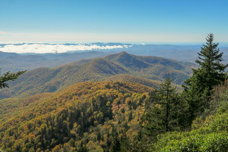 Art Loeb/Mountains-to-Sea Trail -- 5,920'