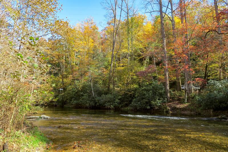 Davidson River -- 2,150'