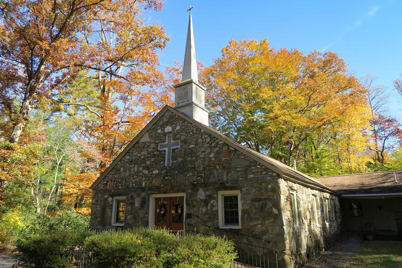 English Chapel -- 2,170'