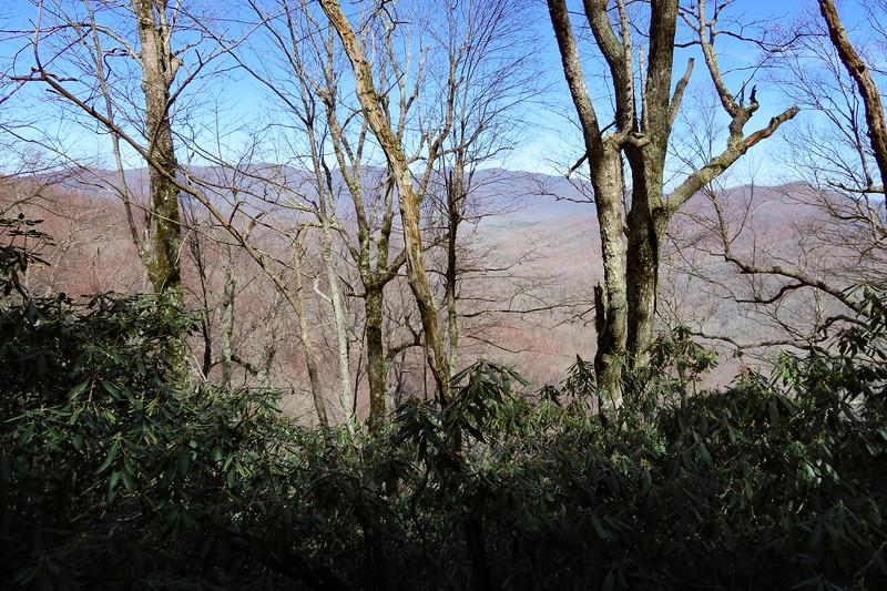 Black Mountain Trail -- 4,150'