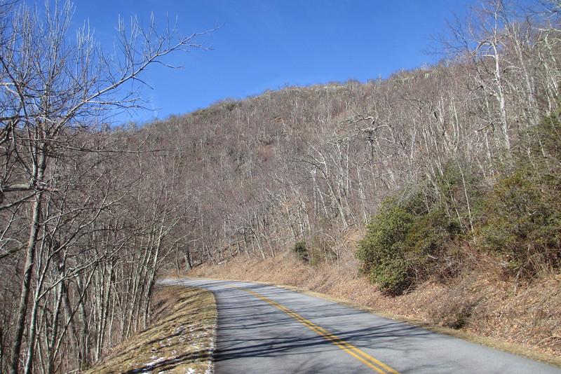 Blue Ridge Parkway - 4,800'