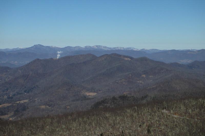 Fryingpan Mountain Fire Tower - 5,340'