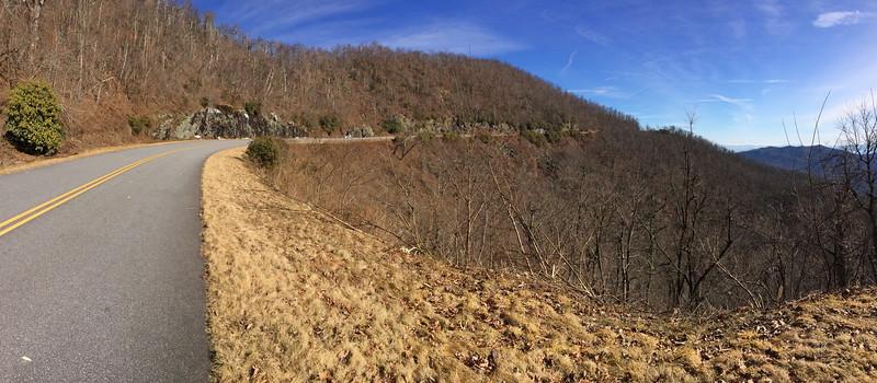 Blue Ridge Parkway - 4,650'
