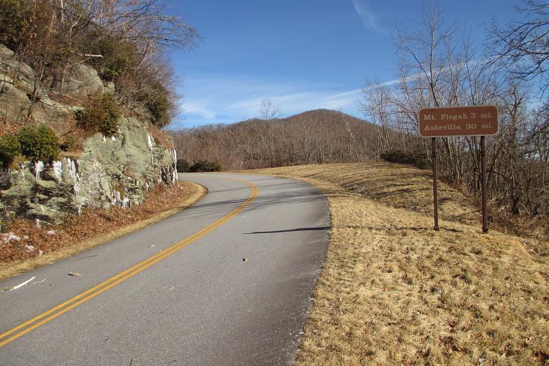 Blue Ridge Parkway - 4,550'