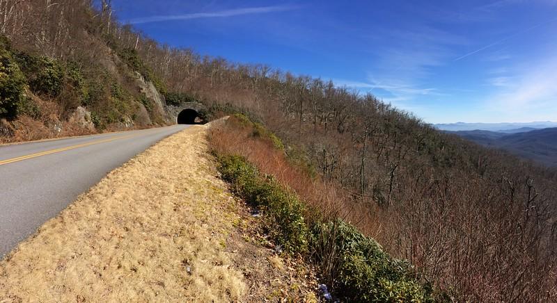 Blue Ridge Parkway - 4,870'
