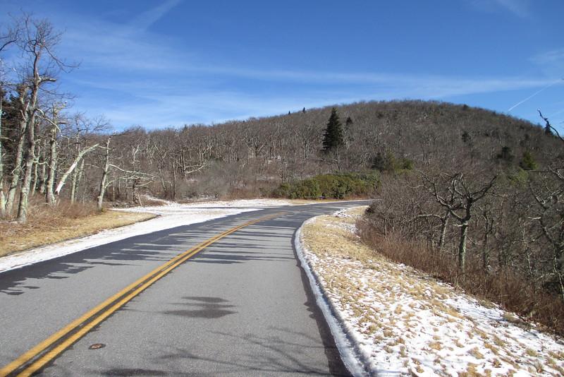 Blue Ridge Parkway - Fryingpan Gap - 4,950'