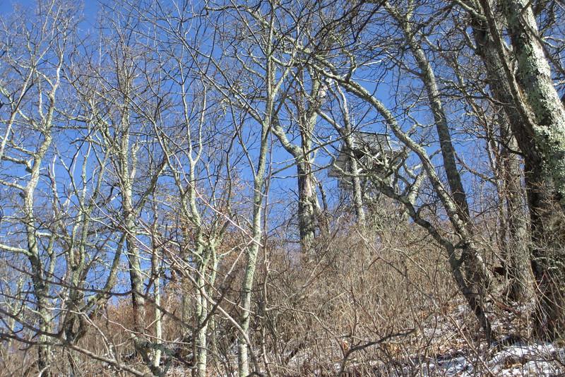 Pisgah Ridge Manway - 5,300'