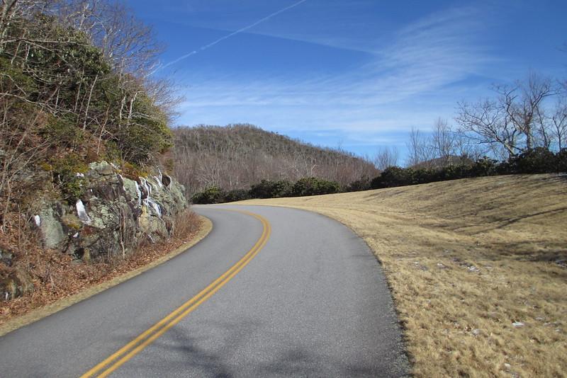 Blue Ridge Parkway - 4,750'