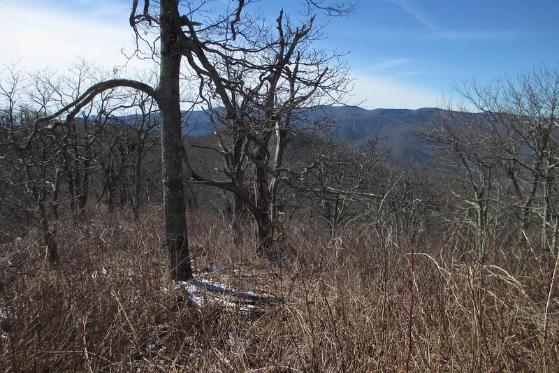 Pisgah Ridge Manway - 5,250'