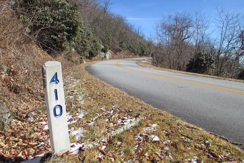 Blue Ridge Parkway - 4,880'