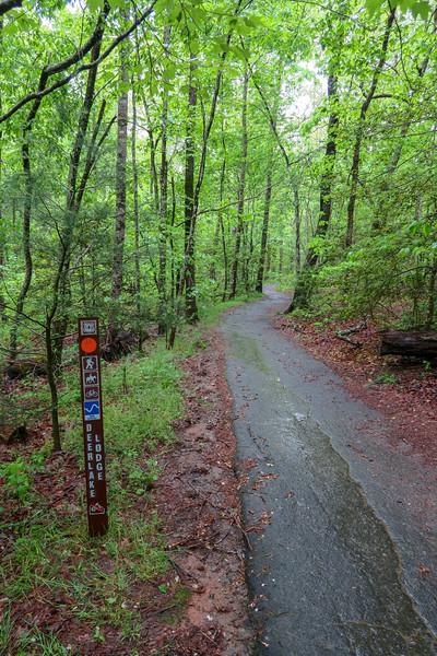 Deer Lake Lodge Trail -- 2,160'