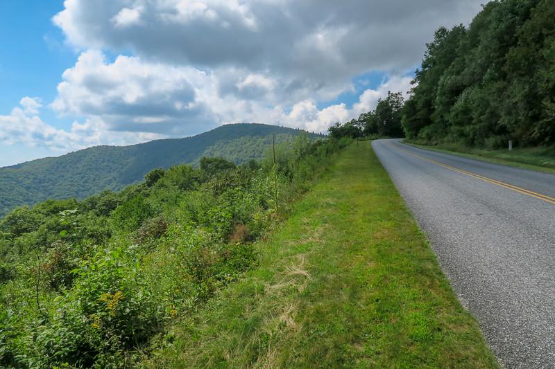 Blue Ridge Parkway -- 4,780'
