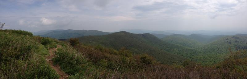 Art Loeb Trail (6,050')