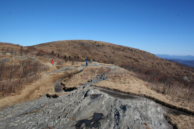 Art Loeb Trail -- 6,130'
