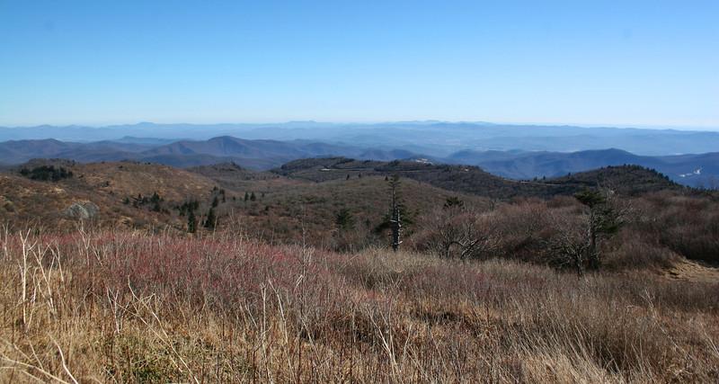 Art Loeb Trail -- 6,050'