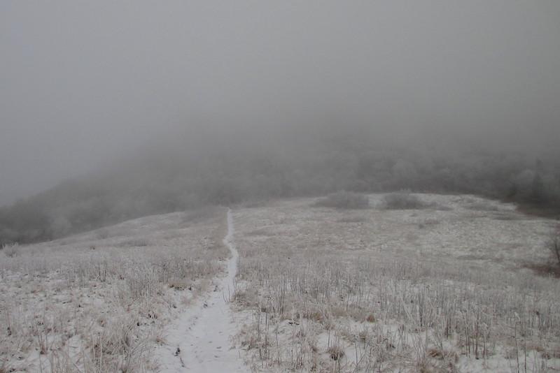 Sam Knob Trail - 5,660'
