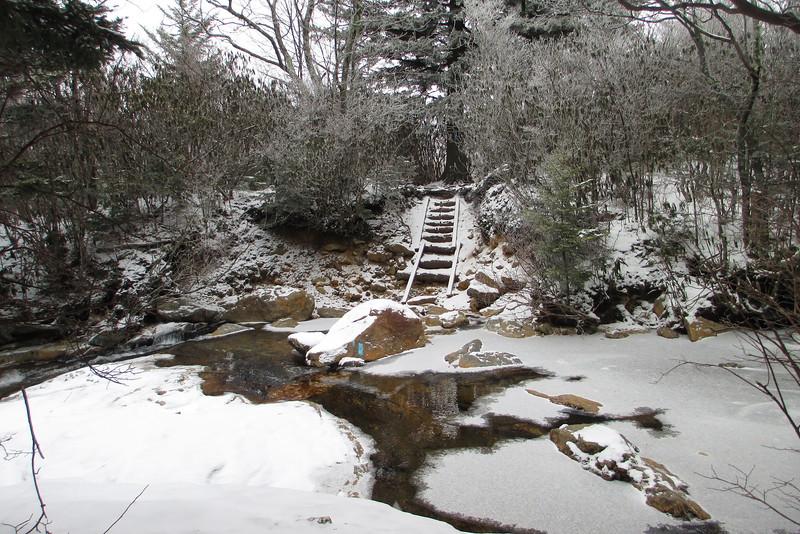 Sam Knob Trail - 5,410'