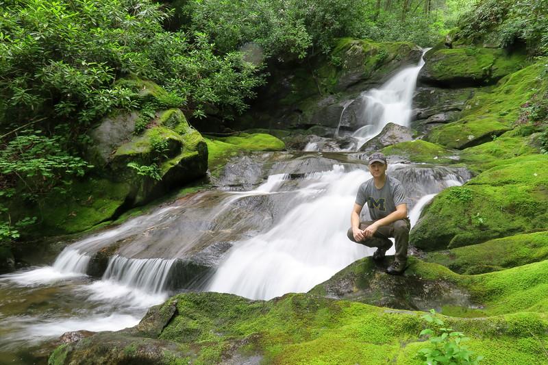Buckeye Falls -- 4,420'