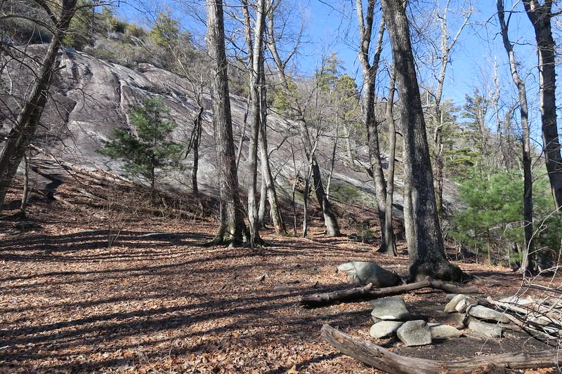 Art Loeb Trail -- 3,620'