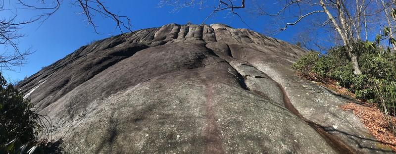 Art Loeb Trail -- 3,480'