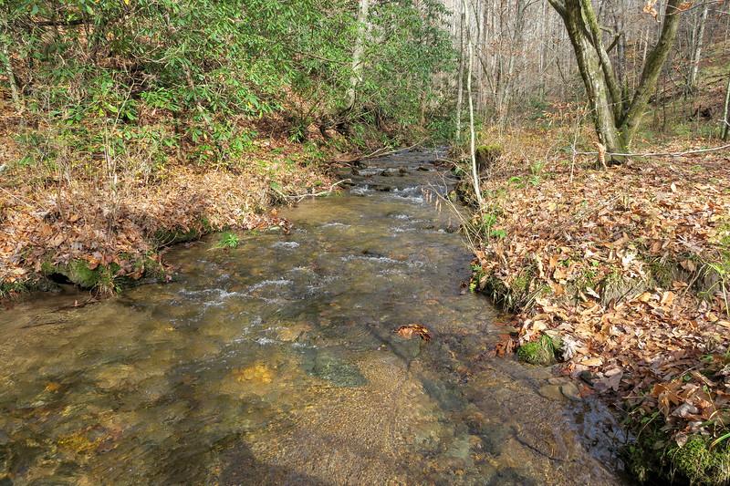Coontree Creek -- 2,280'