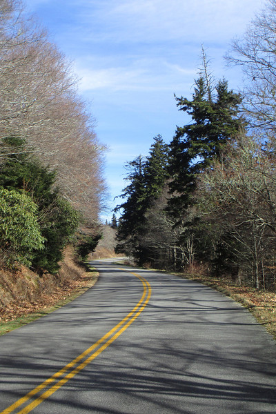 Blue Ridge Parkway -- 5,350'
