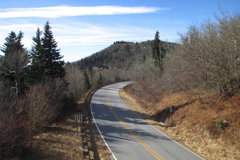 Blue Ridge Parkway - Beech Gap -- 5,334'