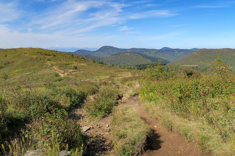 Art Loeb Trail -- 6,180'