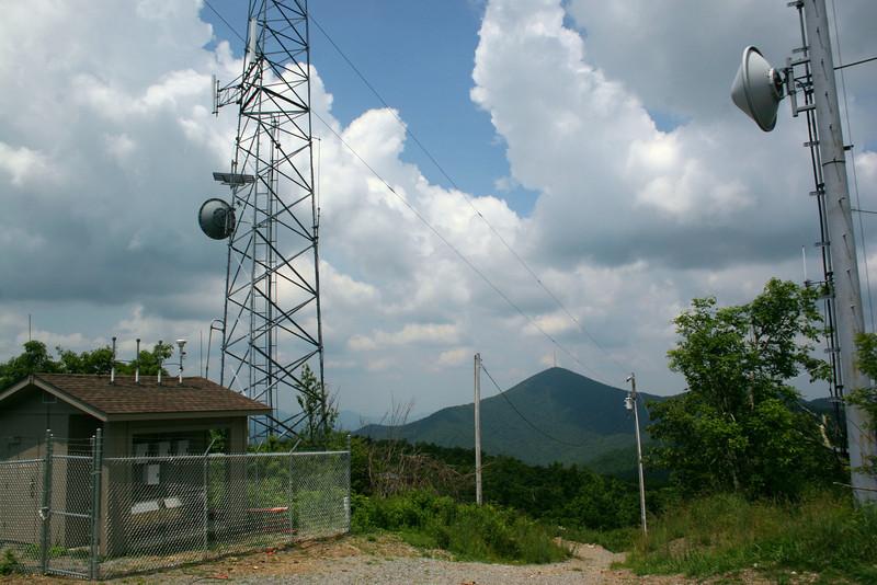 Fryingpan Mountain -- 5,340'