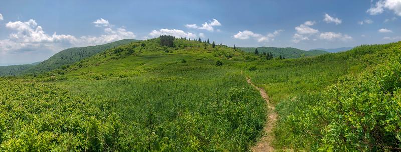 Art Loeb Trail -- 5,720'
