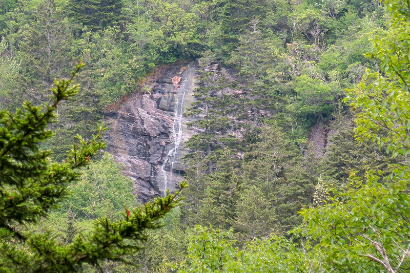 Mount Hardy Falls -- 5,380'